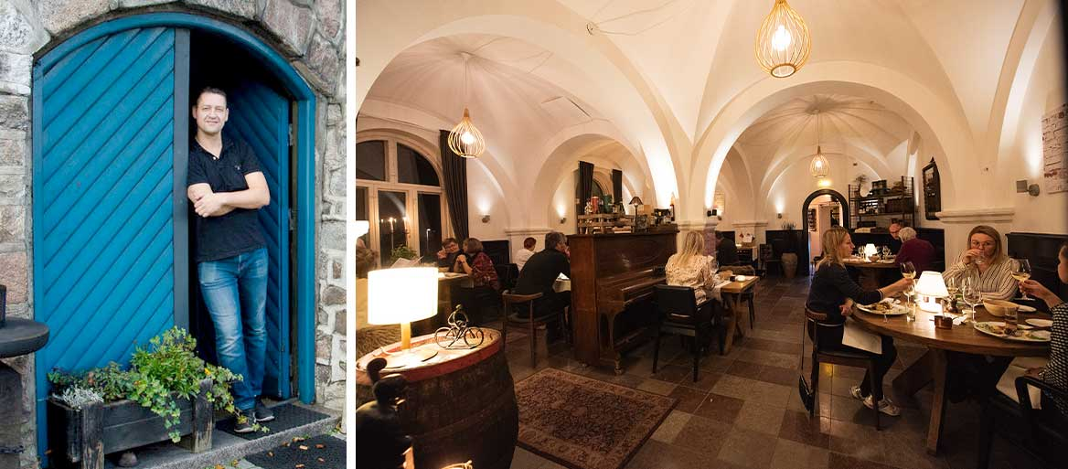 Restaurant Arthur Viborg